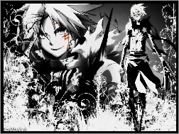 D.Gray-Man, Allen Walker
